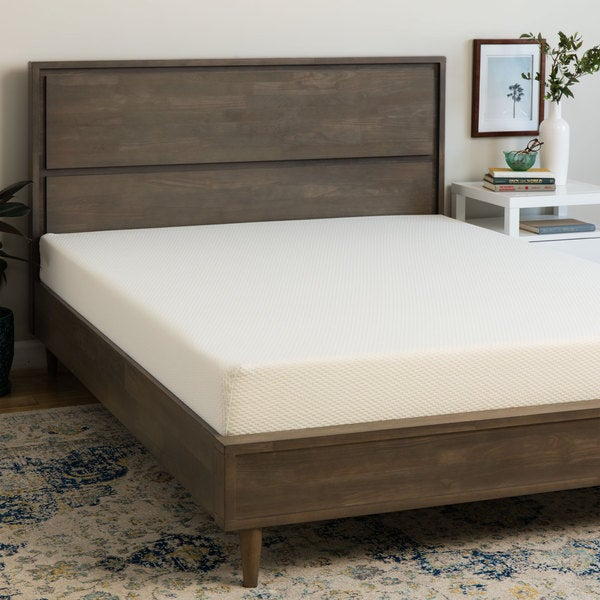 Select Luxury Medium Firm 9-inch Queen-size Memory Foam Mattress