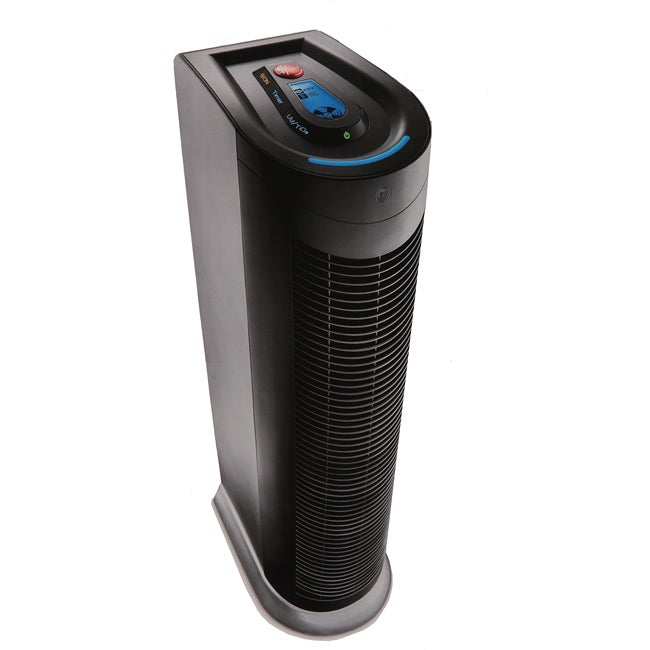 Hoover WH10600 UV-C and TIO2 Filter Technology Air Purifier