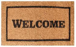 Welcome Door Mat (30x18) - 30x18