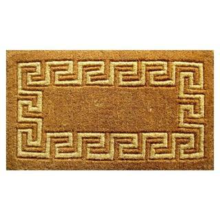 Greek Key Coir Door Mat (36 x 60)