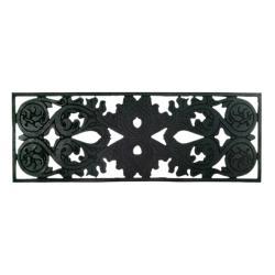 Black Rubber Stair Mat (30 x 10)