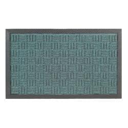 Synthetic Green Door Mat (30 x 18) - Thumbnail 1