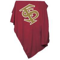 Florida State 'Seminoles' Sweatshirt Blanket