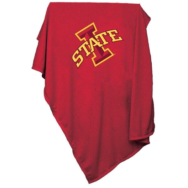 Iowa State University Sweatshirt Blanket