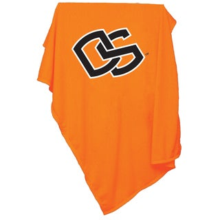 Oregon State University 'Beavers' Sweatshirt Blanket