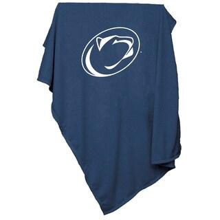 Penn State Sweatshirt Blanket