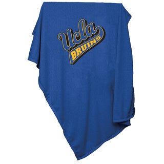 UCLA Sweatshirt Blanket