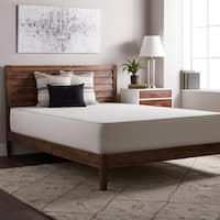 Select Luxury Flippable 12-inch King-size Foam Mattress - WHITE
