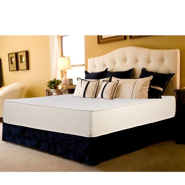 Select Luxury Flippable 12-inch King-size Foam Mattress