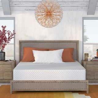 Select Luxury Flippable 12-inch Queen-size Foam Mattress