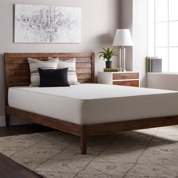 Shop Select Luxury Flippable 12 Inch Full Size Foam Mattress On Sale Free Shipping Today