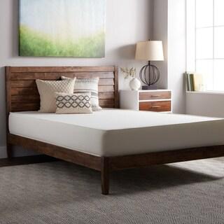 Select Luxury Flippable Comfort Firm 10-inch King-size Foam Mattress