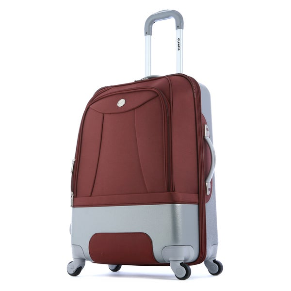 Olympia's Monterey 26-inch Expandable Hybrid Spinner Upright