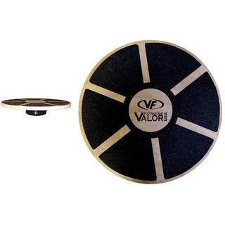 Valor Fitness EQ-1 Non-slip Pad Wooden Balance Board