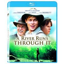 A River Runs Through It (Blu-ray Disc)