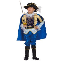 Dress Up America Boy's 5-piece Noble Knight Costume|https://ak1.ostkcdn.com/images/products/5532303/Dress-Up-America-Boys-5-piece-Noble-Knight-Costume-P13309741.jpg?impolicy=medium