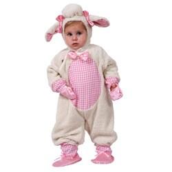 Dress Up America Girl's 3-piece Grazing Lamb