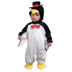 Dress Up America Boy's 3-piece Penguin Costume