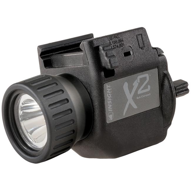 Insight Technology X2 LED Subcompact Weapon-mounted Tactical Light