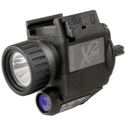 Insight X2L LED Subcompact Weapon-mounted Tactical Light/ Laser - Thumbnail 0
