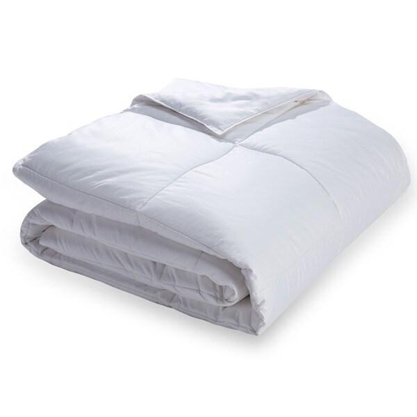 Cotton Loft White Down Alternative Medium Warmth Comforter