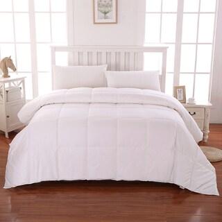 Cotton Loft White Down Alternative Medium Warmth Comforter (3 options available)