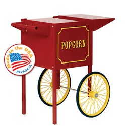 Paragon Small 4-oz Red Cart