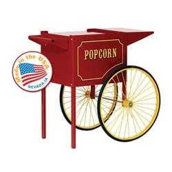 Paragon Medium 6/ 8-oz Red Cart