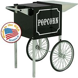 Paragon Small 1911 4-oz Black and Chrome Cart