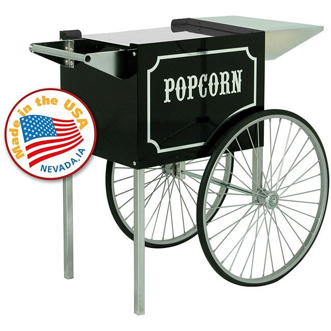 Paragon Medium 1911 6/8-oz Black and Chrome Cart
