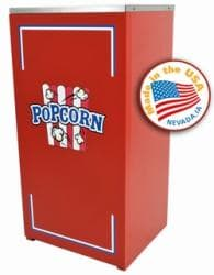 Paragon Cineplex Red Popcorn Stand - Thumbnail 1