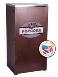 Paragon Cineplex Antique Copper Popcorn Stand - Thumbnail 2