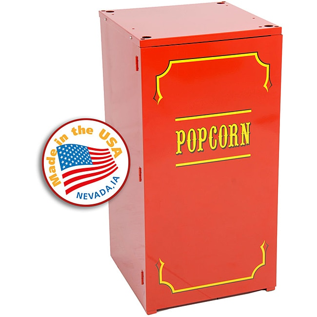 Paragon Small Premium Red 1911 Popcorn Stand