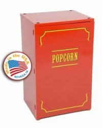Paragon Medium Premium Red 1911 6/8 Popcorn Stand - Thumbnail 2