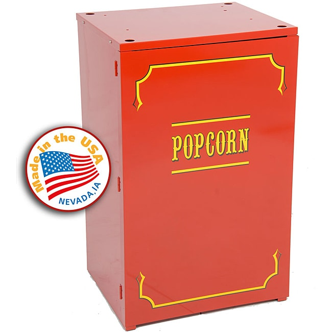 Paragon Medium Premium Red 1911 6/8 Popcorn Stand