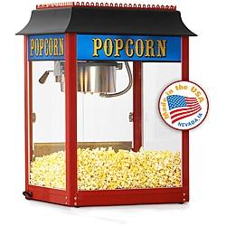 Paragon 1911 8-oz Red Popcorn Machine