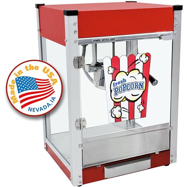 Paragon Cineplex Red 4-oz Popcorn Machine