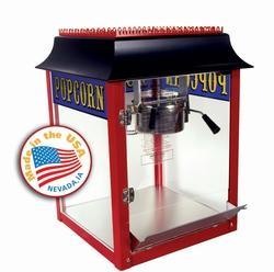 Paragon 1911 4-oz Red Popcorn Machine - Thumbnail 1
