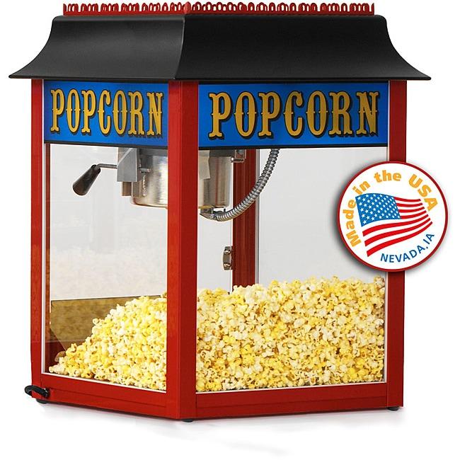 Paragon 1911 4-oz Red Popcorn Machine
