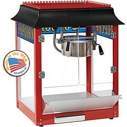 Paragon 1911 6-oz Red Popcorn Machine
