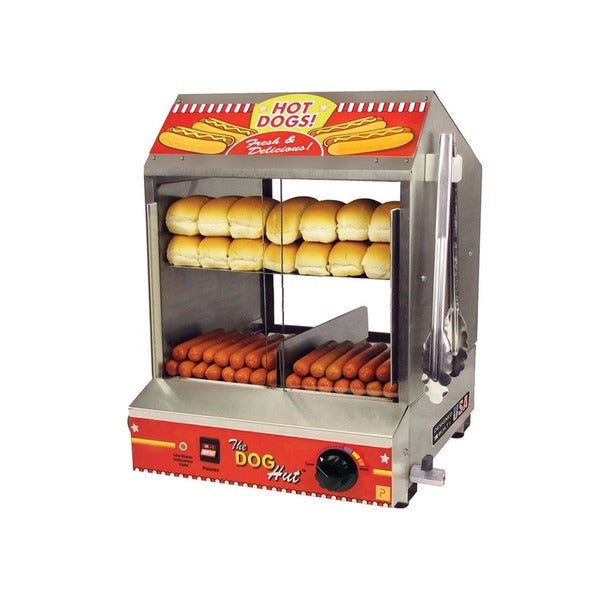 Paragon Hot Dog Steamer
