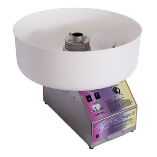 Paragon Spin Magic Plastic Bowl Cotton Candy Machine