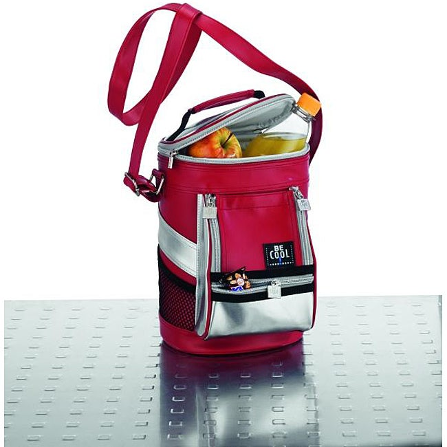 Red Vanilla Be Cool Red Carry Side Pack