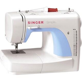 Singer Simple 18 Stich Sewing Machine
