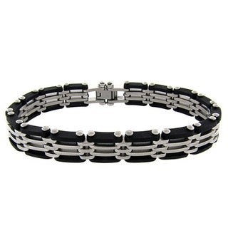 Gemeni Stainless Steel Men's Bracelet