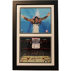 Cleveland Cavaliers LeBron James Double Photograph Frame