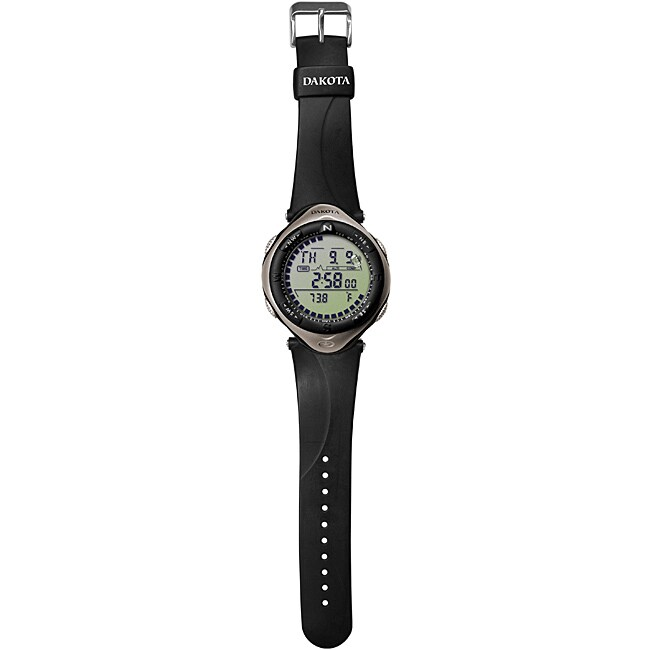 Dakota Men's Digital 3-Sensor Watch