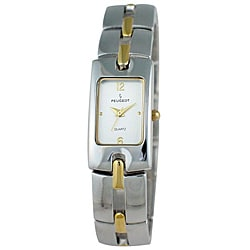 Peugeot Women's Goldtone Bracelet Watch