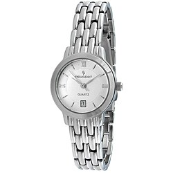 Peugeot Women's Silvertone Watch