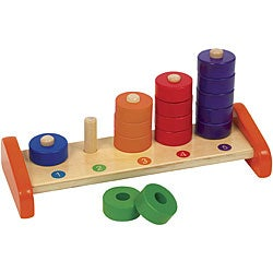 Guidecraft Count and Sort Activity Set